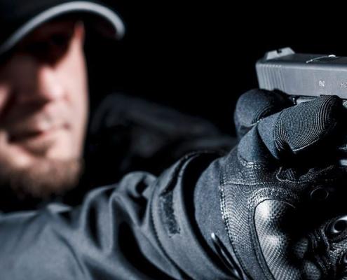 Waffen für den Schießsport bei Waffen Hofer in St. Johann im Mühlviertel