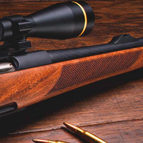 Langwaffen kaufen im Mühlviertel bei Waffen Hofer