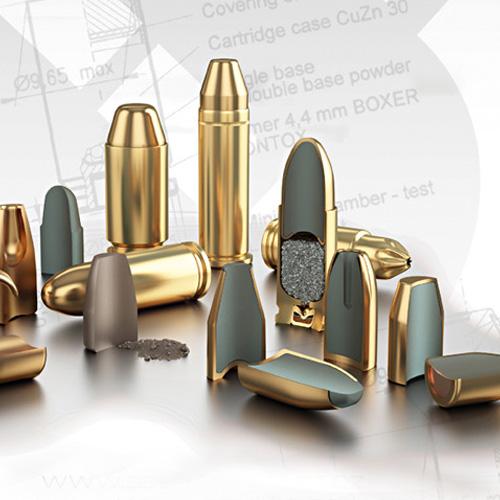 Waffenmunition gibt es im Mühlviertel bei Waffen Hofer